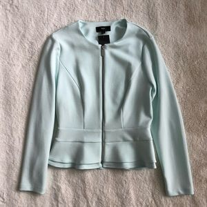 NWT light blue Mossimo blazer